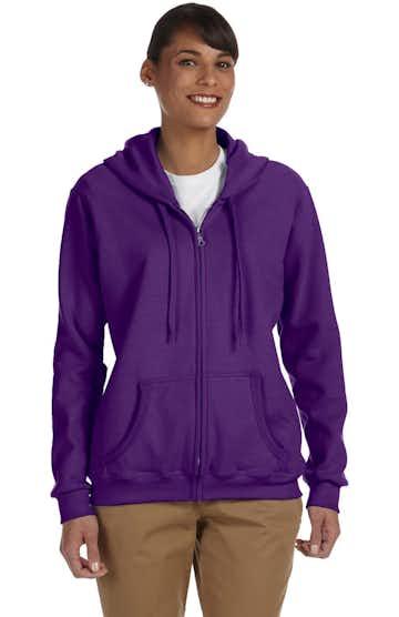 Gildan G186FL Purple
