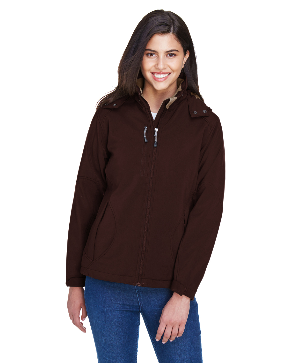Ash City Ladies 3-Layer Soft Shell Jacket