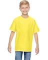 Hanes 498Y Yellow