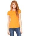 Bella + Canvas 1001 Orange Sorbet
