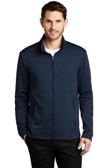 Port Authority F905 Riv Blue Navy Heather