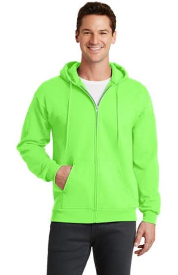 Port & Company PC78ZH Neon Green