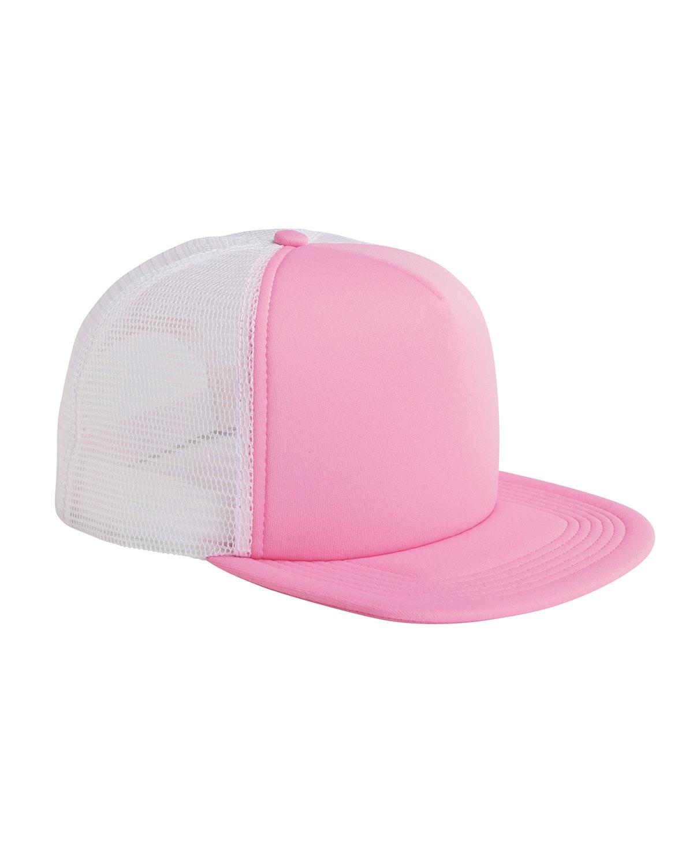 Big Accessories BX030 Pink/White
