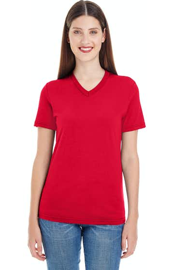 American Apparel 2356W Red