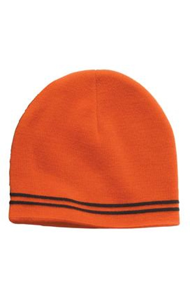 Sport-Tek STC20 Deep Orange / Black