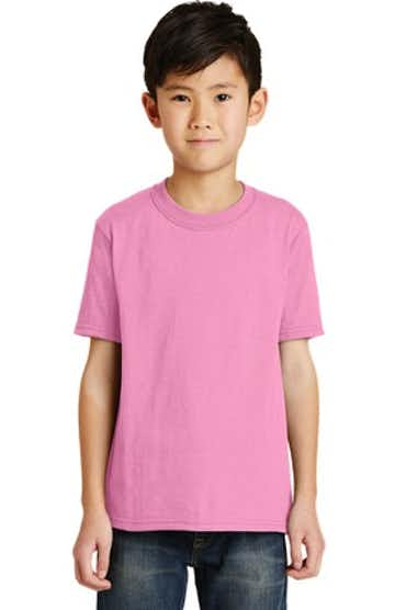 Port & Company PC55Y Candy Pink