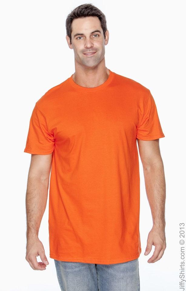 Hanes 4980 Orange