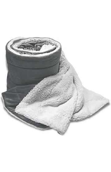 Alpine Fleece 8726 Gray