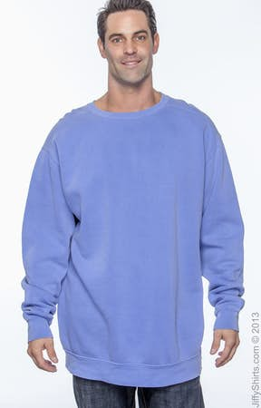 ag crewneck sweatshirt comfort z p picture comforter ringspun colors xl island dyed reef of garment