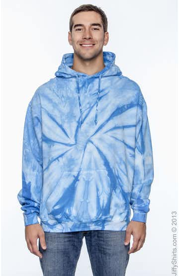 Tie-Dye CD877 Spider Baby Blue