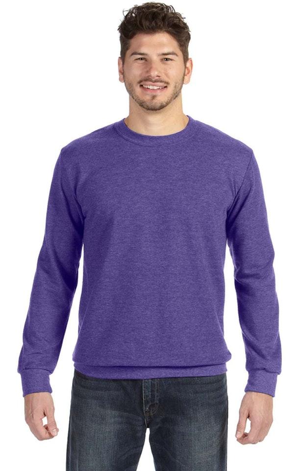 Anvil 72000 Heather Purple