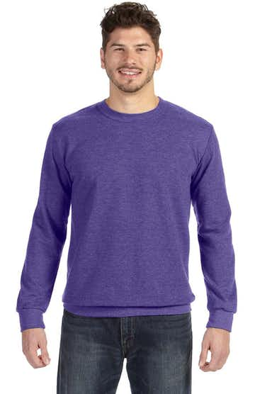 Anvil 72000 Heather Purple