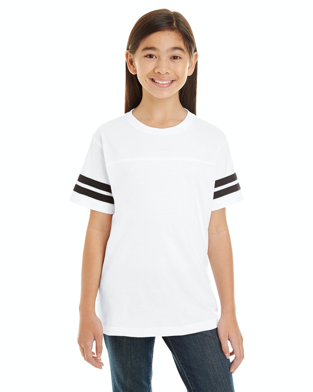 LAT 6137 White/ Black