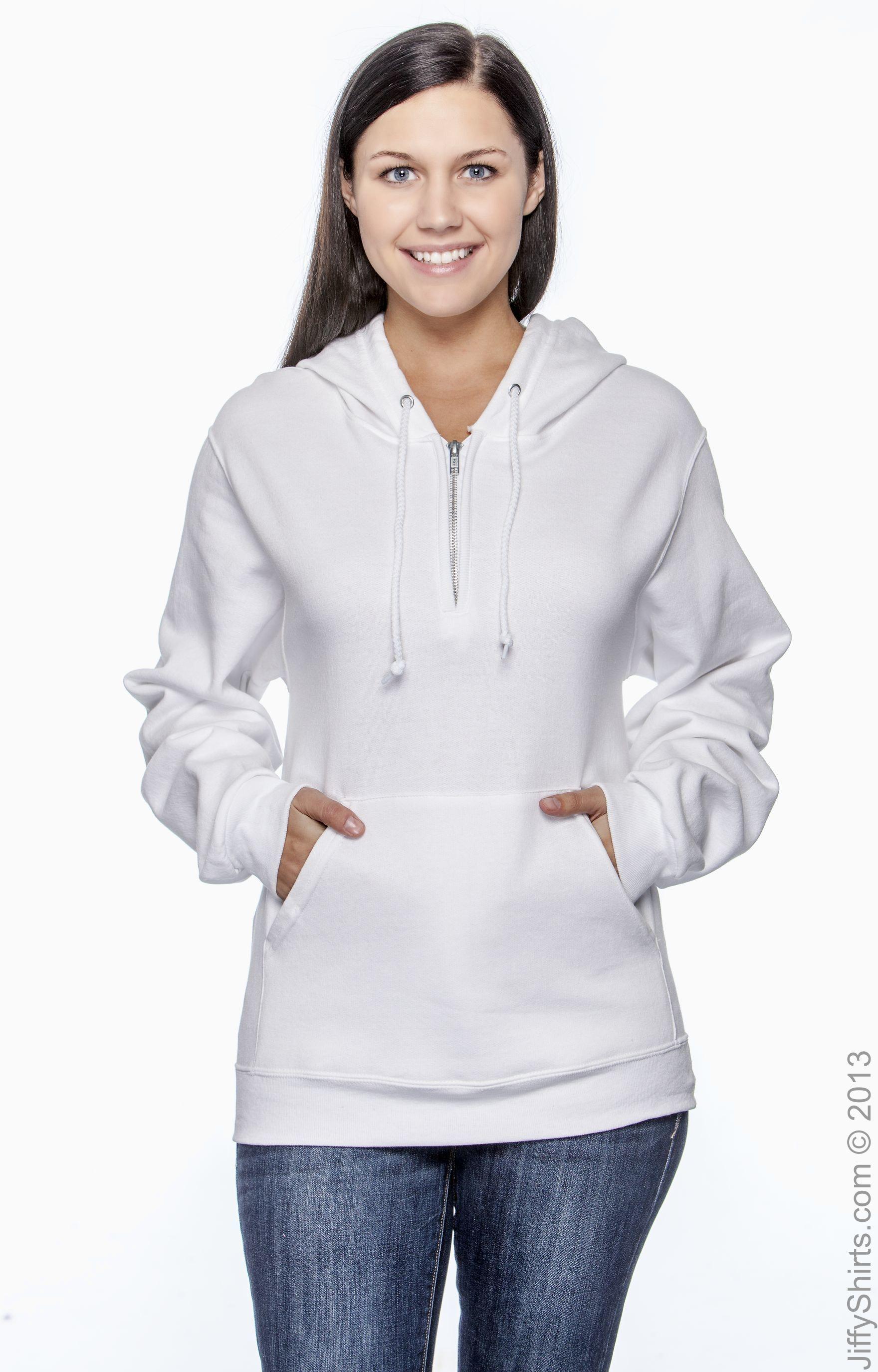 Jerzees 994MR White