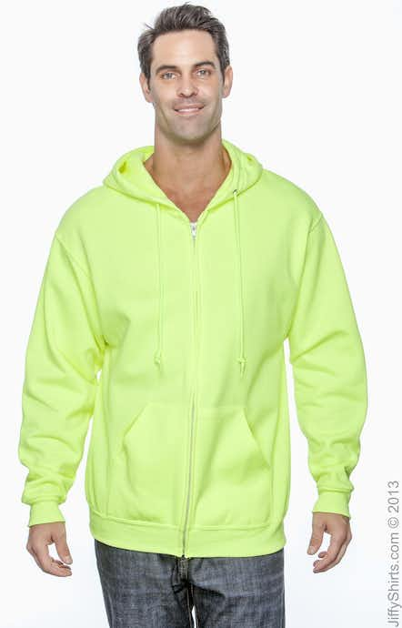 Jerzees 993 High Viz Safety Green