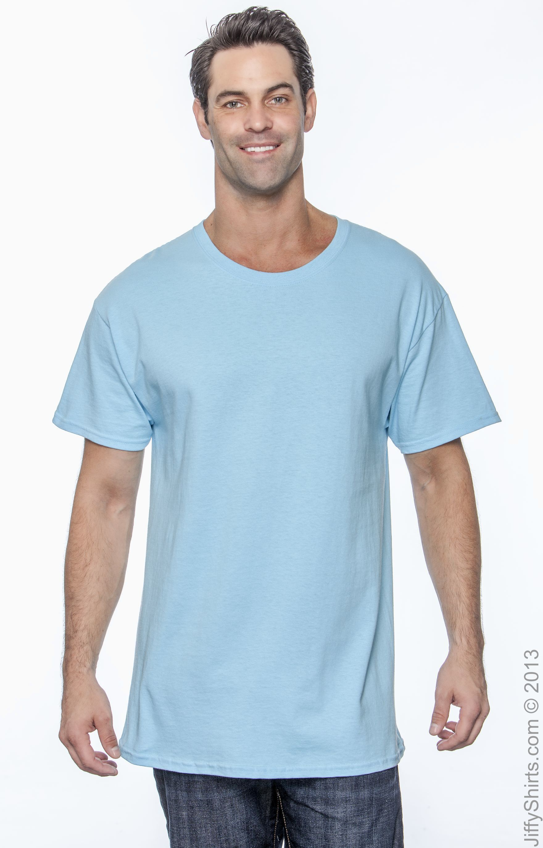 Gildan Adult Ultra Cotton 6 oz T-Shirt White 3XL - Style # G200 - Original Label