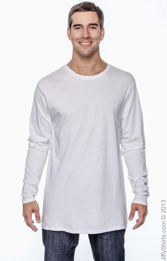 Hanes 498L White