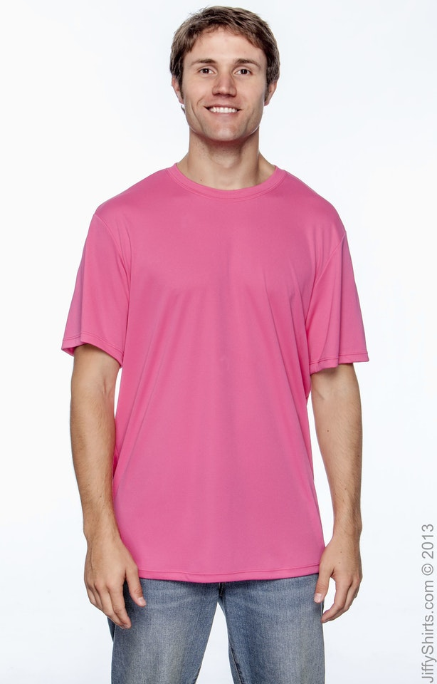 Hanes 4820 Wow Pink