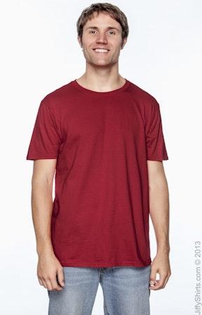 Gildan G640 Cherry Red