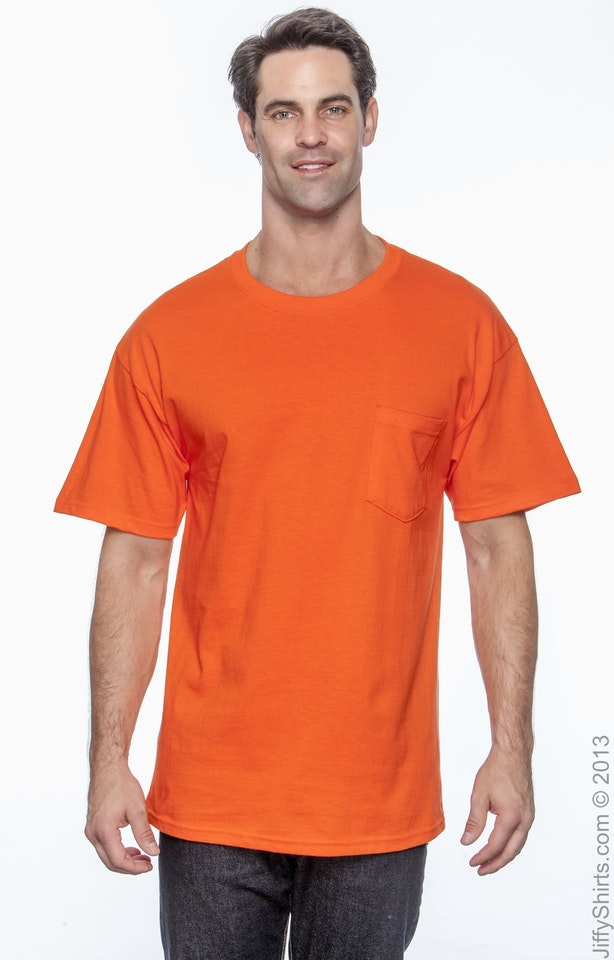 Gildan G230 Orange