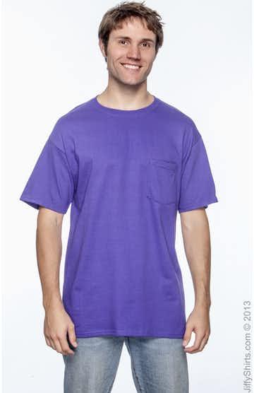 Hanes H5590 Purple