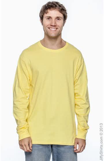 Hanes 5586 Yellow
