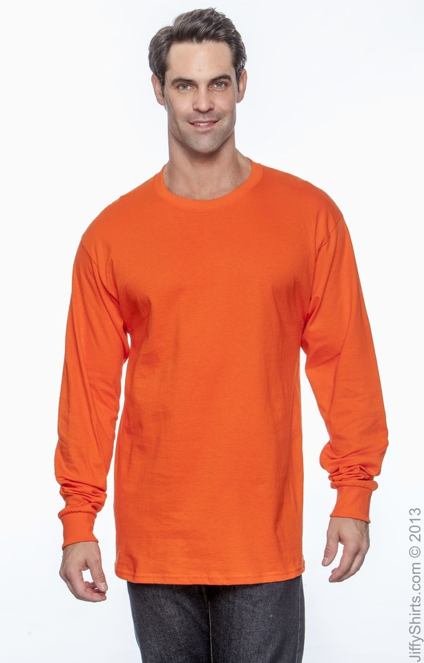 Hanes 5586 Orange