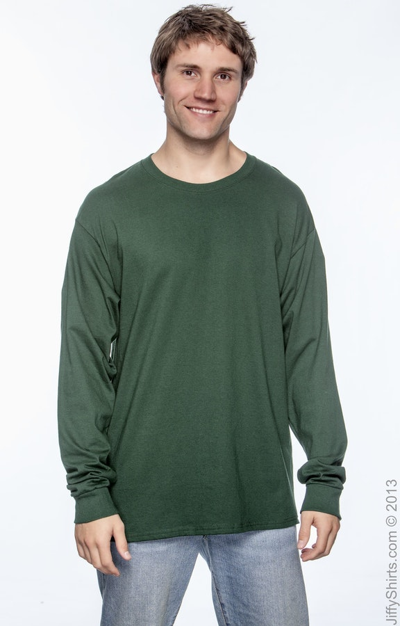 Hanes 5586 Deep Forest