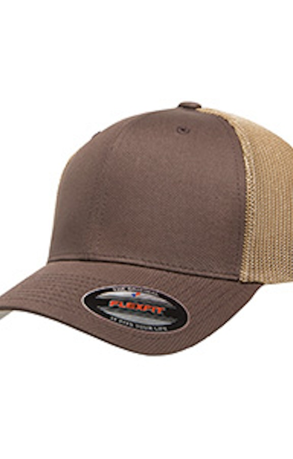 e22cb6431 Adult 6-Panel Trucker Cap