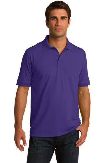 Port & Company KP55T Purple