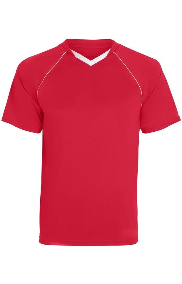 Augusta Sportswear 215 Red / White