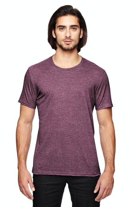 Anvil 6750 Heather Maroon