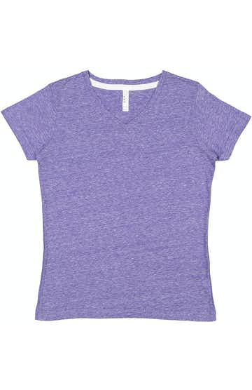 LAT 3591LA Purple Melange
