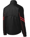 Sport-Tek JST84 Black / True Red