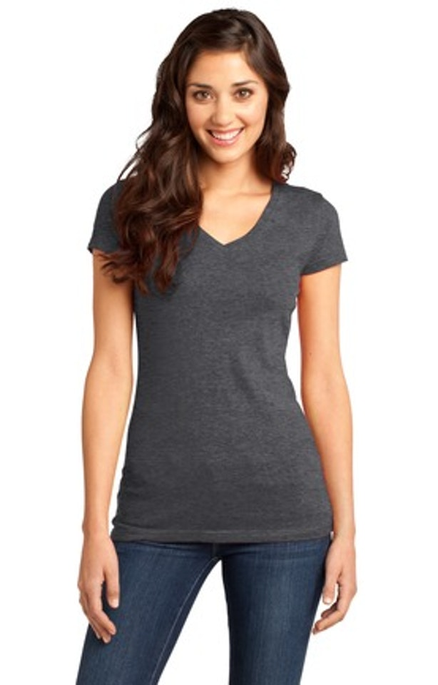District DT6501 Heather Charcoal