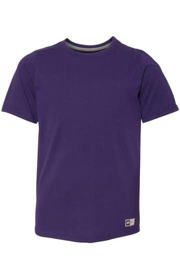 Russell Athletic 64STTB Purple
