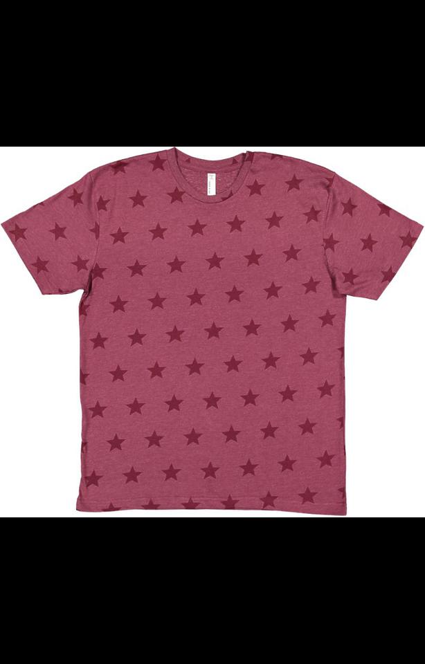Code Five (SO) 3929 Burgundy Star