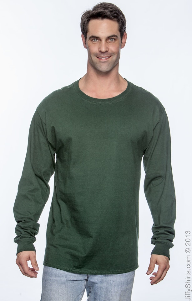 Hanes 5186 Deep Forest
