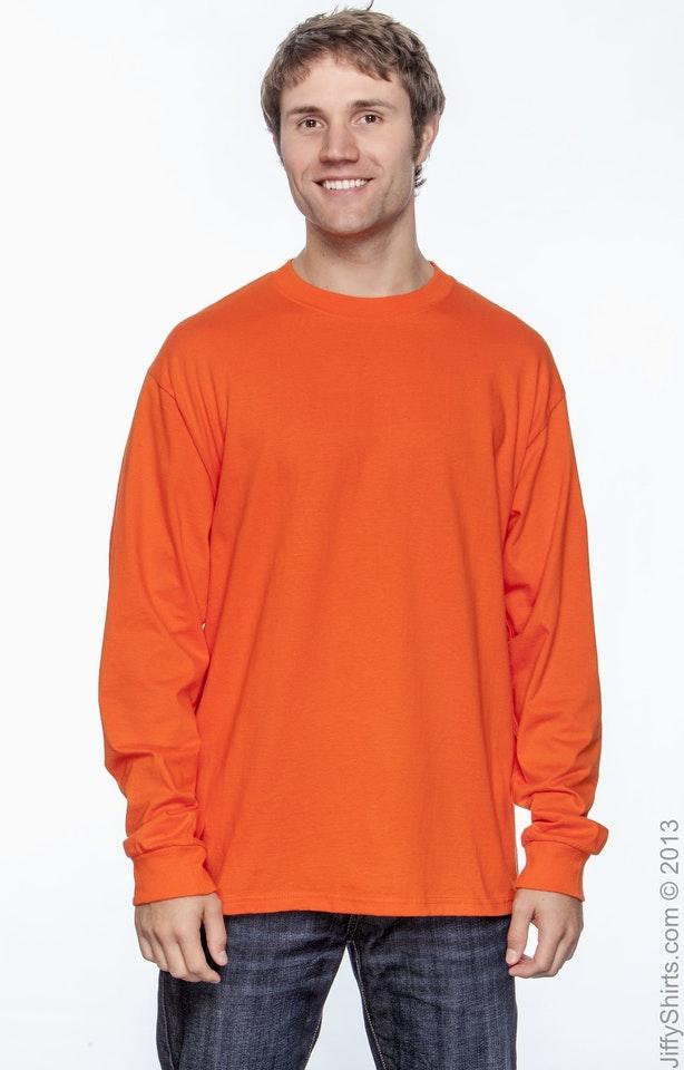 Hanes 5186 Orange