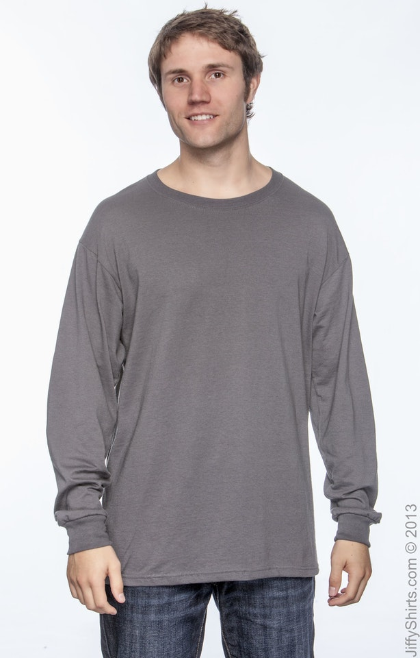 Jerzees 29L Charcoal Grey
