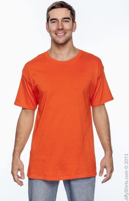 Hanes 5170 Orange