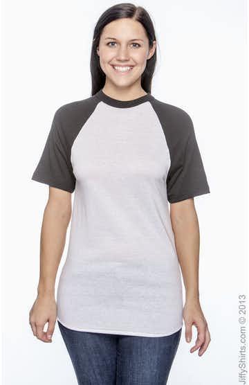Augusta Sportswear 423 White/Black