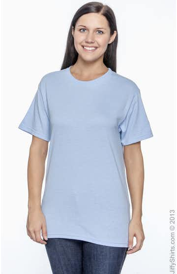 Hanes 5170 Light Blue