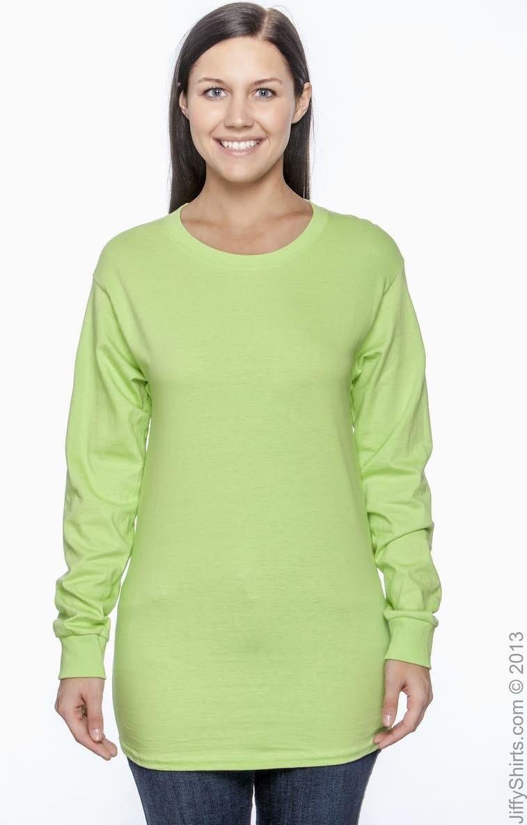 32d57b928ca77a Hanes Beefy T Long Sleeve T Shirt Wholesale – DACC
