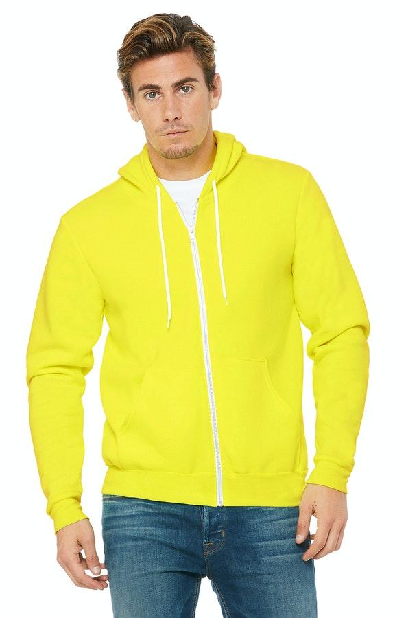 Bella+Canvas 3739 Neon Yellow