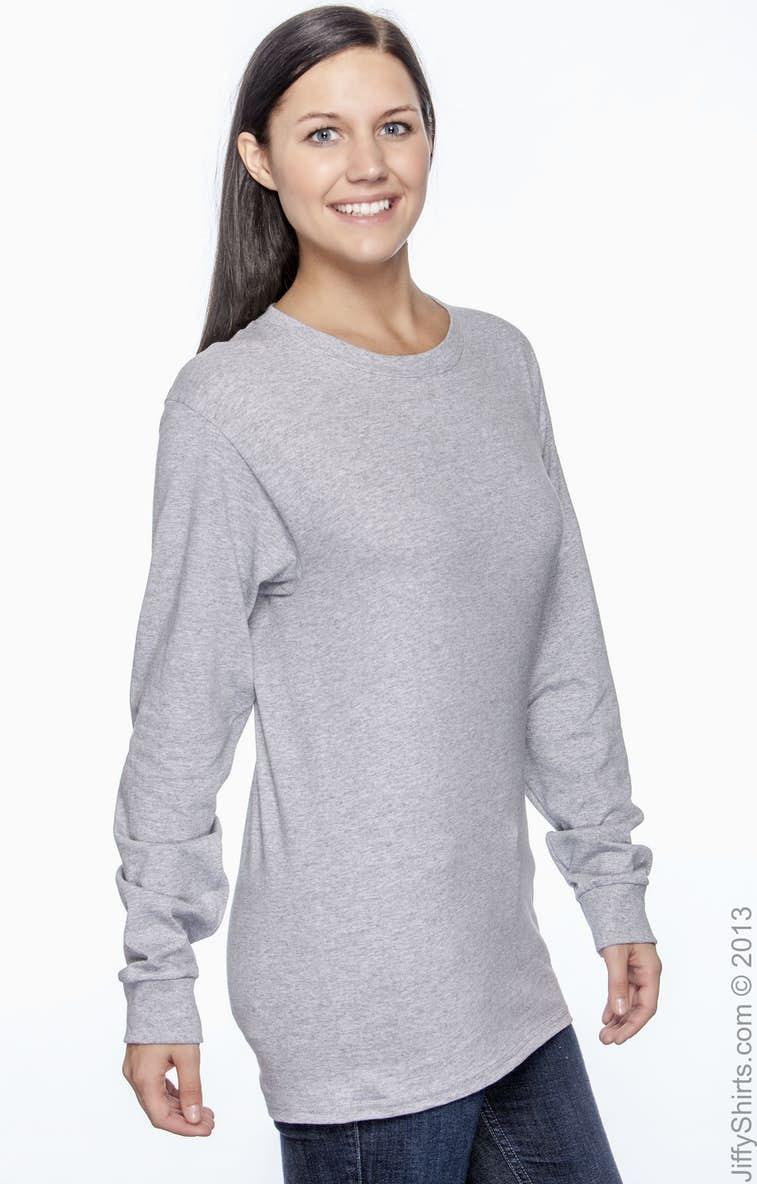 09db4c7bc8 Hanes Mens Comfortsoft Long Sleeve T Shirt - DREAMWORKS