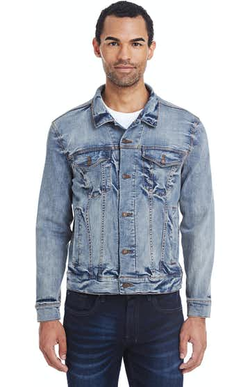Threadfast Apparel 370J Light Denim
