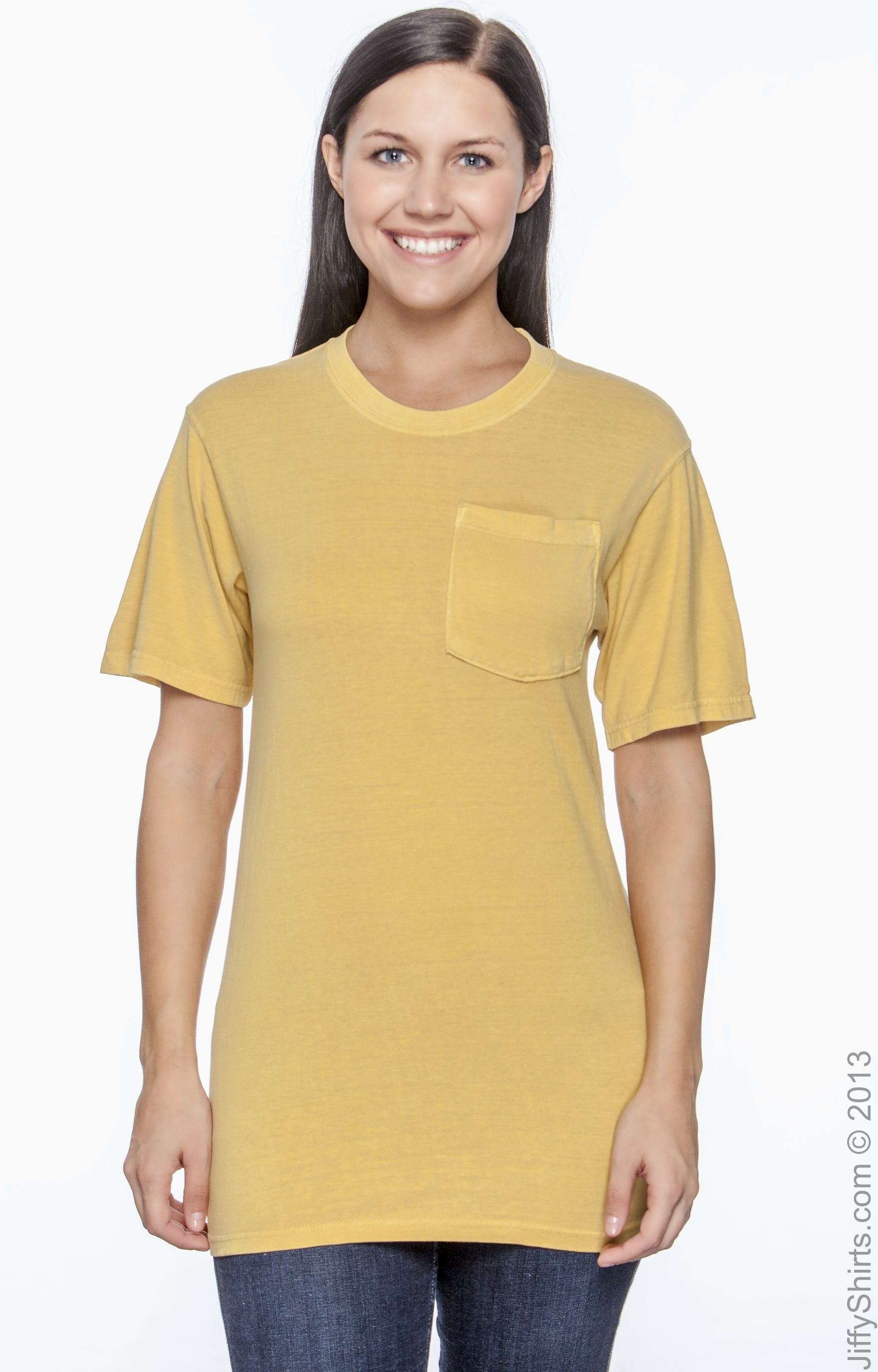 Comfort Colors 6030CC Mustard