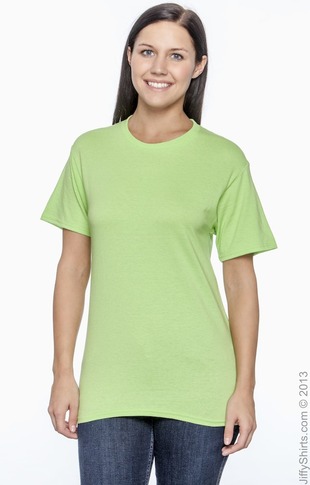 Hanes 5170 Lime