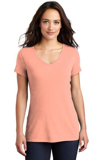 District DM1350L Heather Dusty Peach